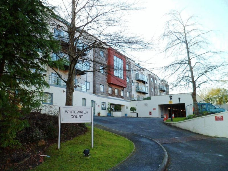 1 Bedroom Retirement Property for sale in Whitewater Court, Plymouth, PL7 2AT